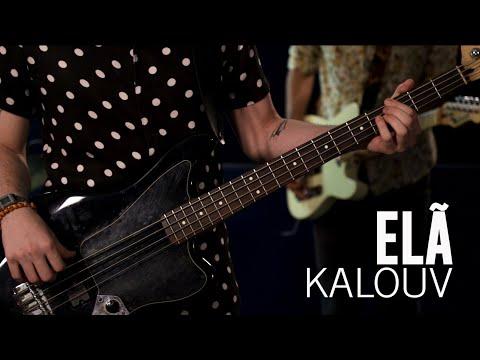 Kalouv - Elã (Ao Vivo no Almoço Musical)