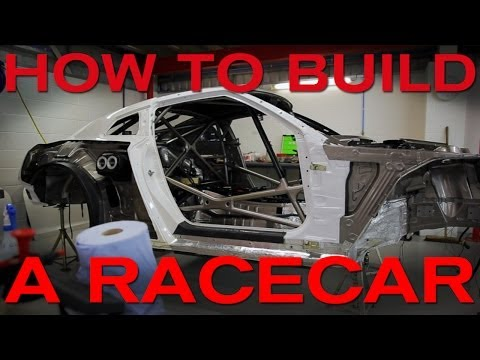 HOW TO BUILD A GT-R!