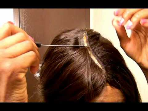 Invisible Part Sew In Braid Pattern – images free download