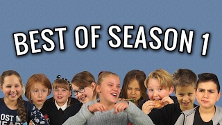 Best Of - German Kids Try International Foods (Season 1)