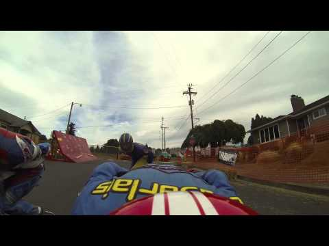 Cathlamet Downhill Corral 2013 - Downhill Race