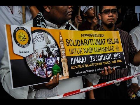 [PERHIMPUNAN AMAN] SOLIDARITI UMAT ISLAM UNTUK NABI MUHAMMAD SAW