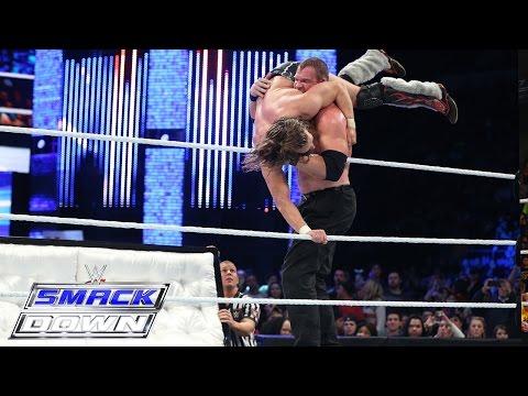 Daniel Bryan vs. Kane – Casket Match: SmackDown, January 29, 2015