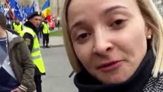 Domnica Cemortan vrea PR moldovenesc