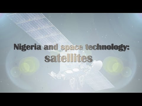 John Robbie Live from Lagos- Space & Technology