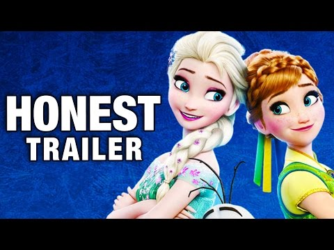 Honest Trailers - Frozen Fever