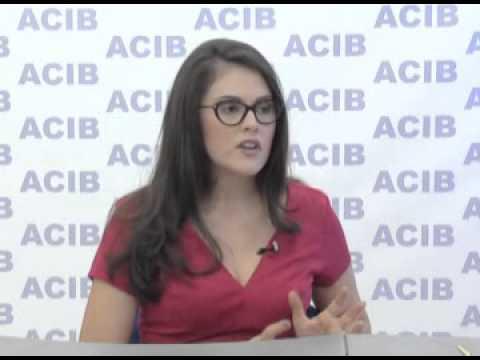 TV ACIB - Gabriela Pacheco - Gerente Icrad Barretos