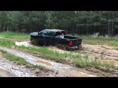 2014 Chevy Silverado 4x4 7.5