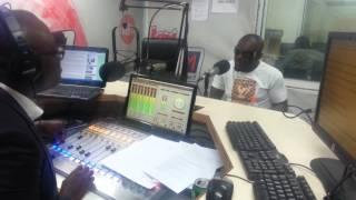 Jim Ike On Joy FM Personality Profile