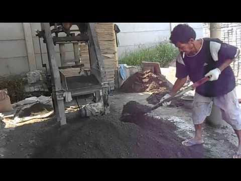 Mesin Batako Press Murah dan Awet