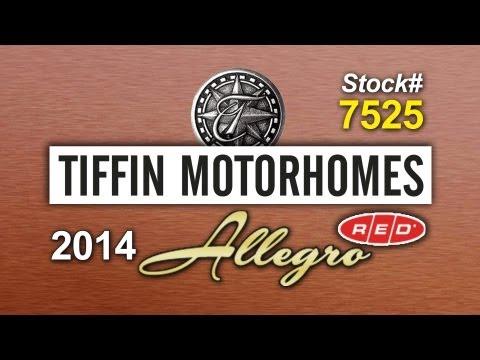 2014 Tiffin Allegro 33AA Class A Diesel Motorhome