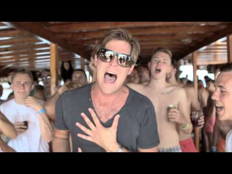 Basshunter - Calling Time (Official Music Video)