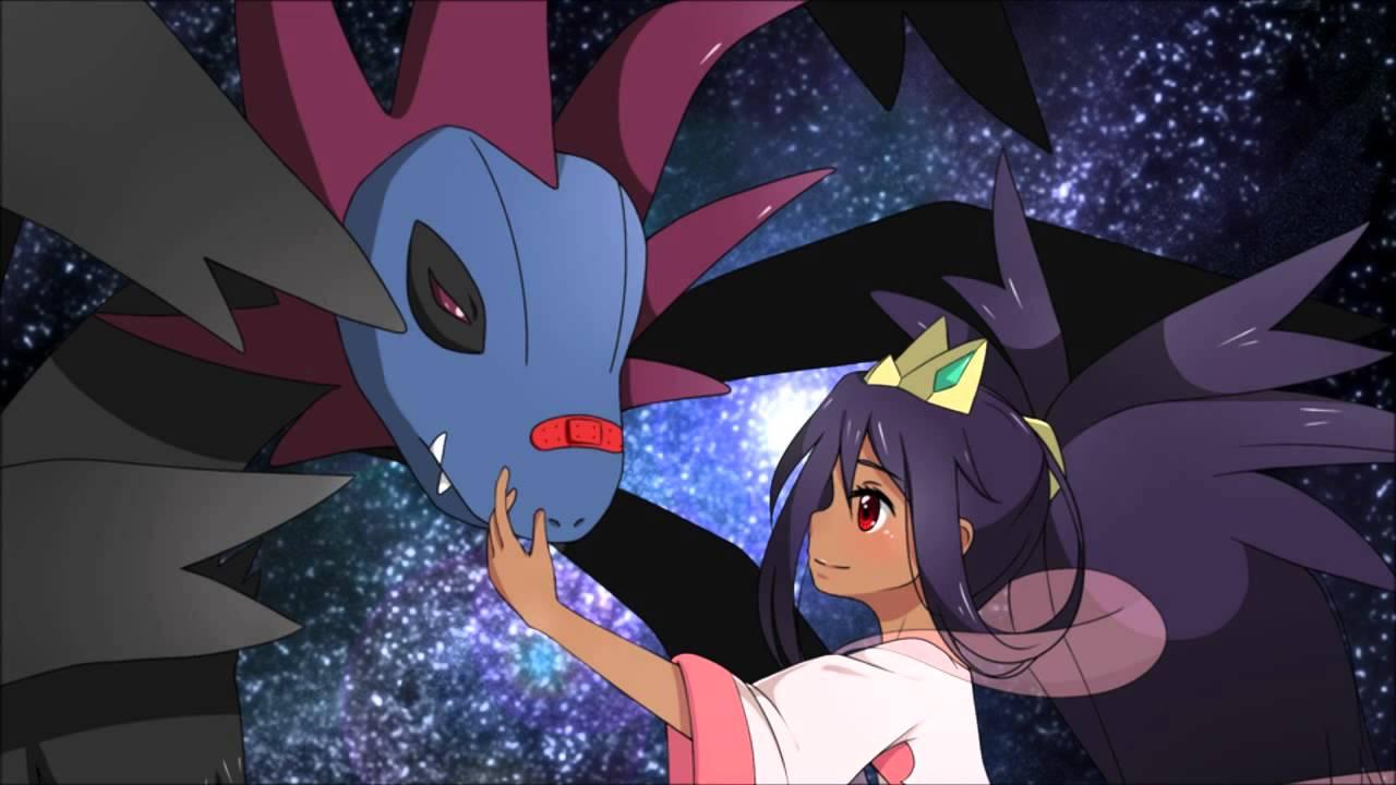 - Pokemon noir et blanc personnage ...