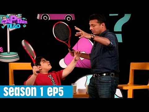 Captain Tiao - Full Episode 5 - Mahesh Bhupathi - Disney India Official HD