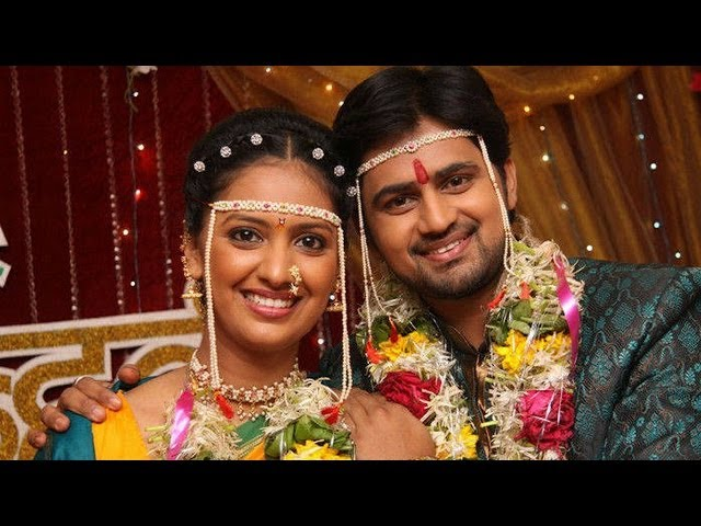 Remote Majha : Shashank ketkar and tejashree pradhan getting married