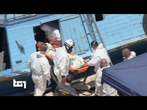 Fatalities at sea as migrants heading for Italy 'suffocate'