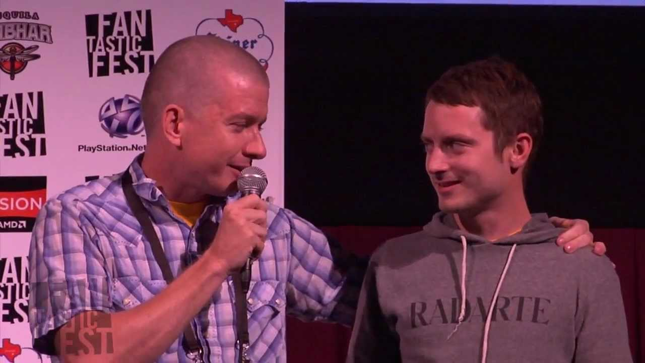 Fantastic Fest and Fandango Present : Festival Opening with Elijah Wood