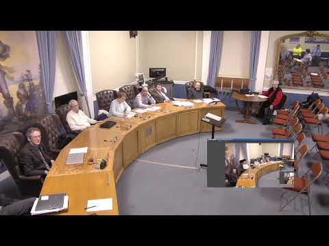 City of Plattsburgh, NY Meeting  2-6-20