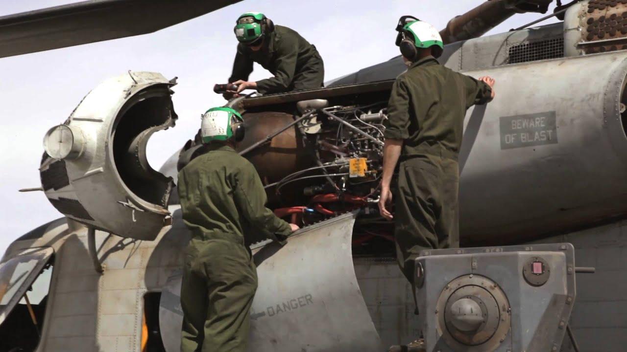 marine aviation maintenance