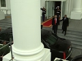 Raw: Obama, Trump Depart White House