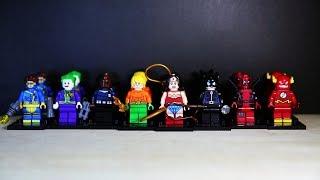 LEGO DC Vs MARVEL SuperHeroes Sheng Yuan Bootleg 2 Review