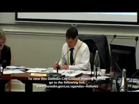 Dunedin City Council - Annual Plan Deliberations - May 13 2014 - Part 1