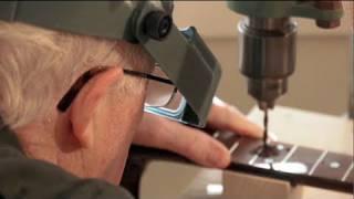 Watch the Trade Secrets Video, OptiVISOR Headband Magnifier
