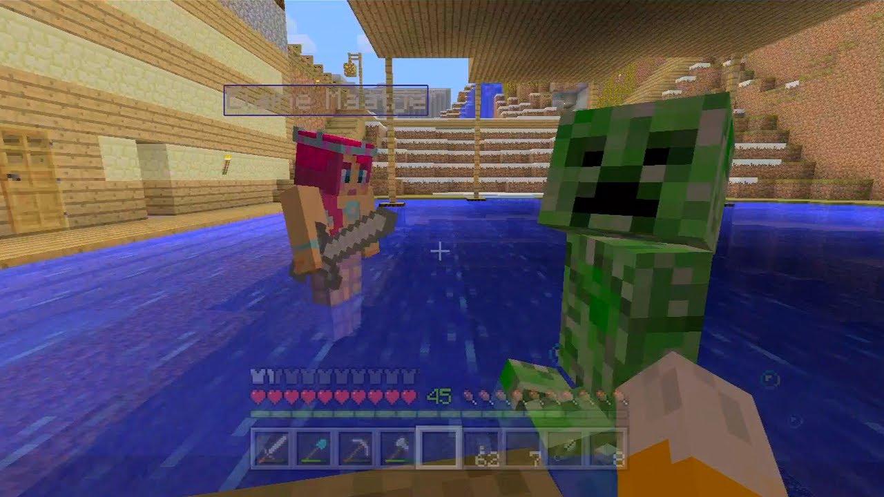 Minecraft Stampy Long Head