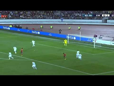 Álvaro Negredo Goal + Jesús Navas Assist ● Alba Goal + All Highlights ● Finland vs Spain 0 - 2
