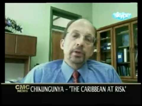 Chikungunya in the Caribbean - CMC News Interview