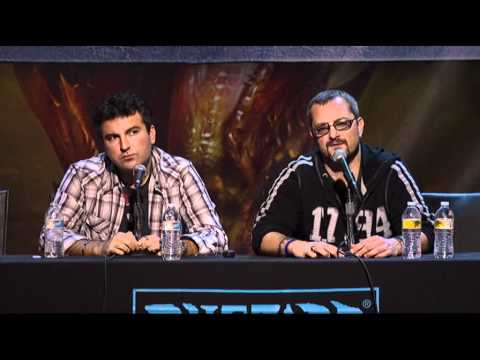 Blizzcon 2010 WoW Cataclysm Quests and Lore [4/4]