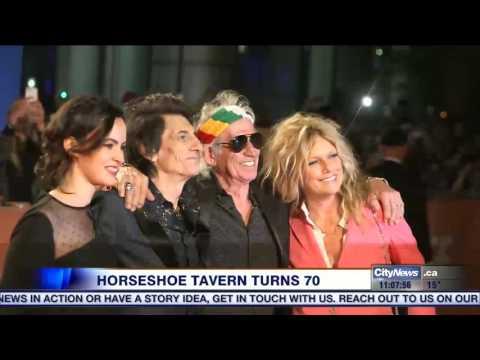 Video: Horseshoe Tavern turns 70