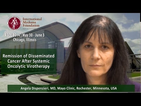 ASCO 2014:  Remission of Disseminated Cancer After Systemic Oncolytic Virotherapy