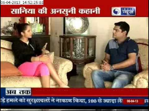 India News: Who is Sania Mirza's Favorite Actor ?