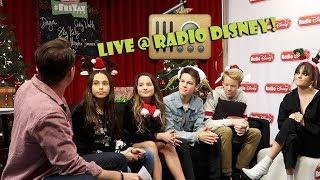 Live at Radio Disney 📻 (WK 362.3)   Bratayley