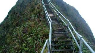 Stairway To Heaven Oahu Hawaii