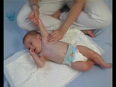 guiadelniño  Masajes para bebés
