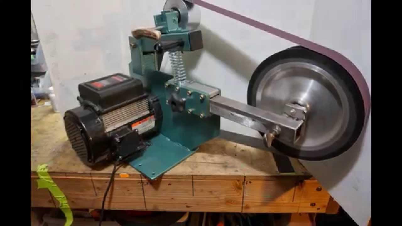 2x72 belt grinder motor