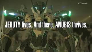 Zone of the Enders: The 2nd Runner - Debut Trailer