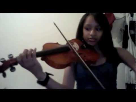 Frank Ocean - Thinking About You Violin Cover