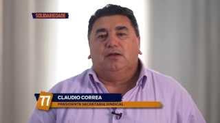 Programa de Televisão – Claudio Correa