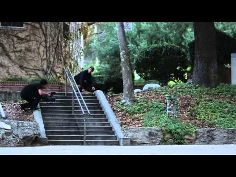 DC SHOES: NYJAH FADE TO BLACK - RAW & UNCUT