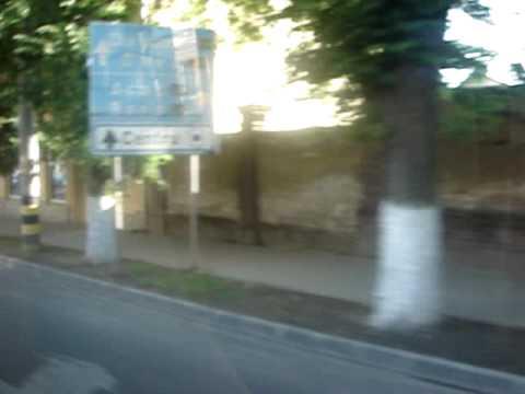 Cu tramvaiul Siemens ULF in Oradea