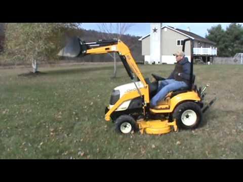 Cub Cadet International Lawn Tractor For Sale