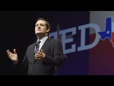 Sen. Ted Cruz at the 2014 Republican Party of Texas State Convention