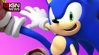 A Sonic The Hedgehog Movie Is Happening E3 2014