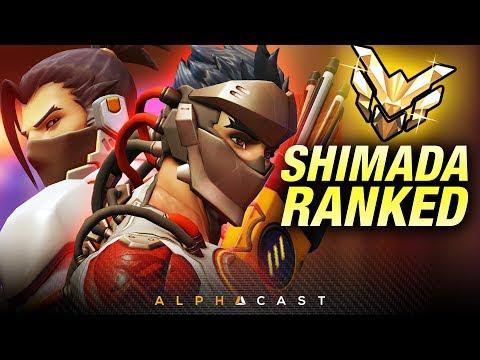 On tente le Hanzo puis Genji en Ranked ► Overwatch avec Lock et Troma