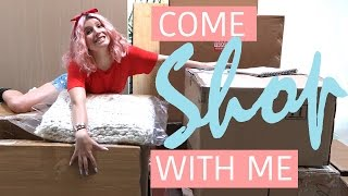 How to Decorate A Shared Office (for Grace Helbig, Mamrie Hart, and Hannah Hart) | Shopping Vlog