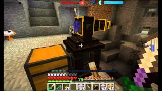 Forgecraft2 S2E50 Automated Wand Recharge