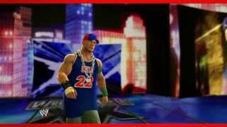 John Cena (Retro) WWE 2K14 Entrance And Finisher (Official